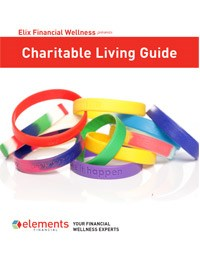 Charitable Living guide cover