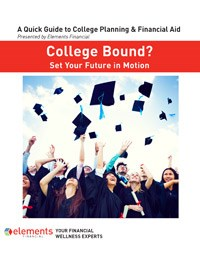 Saving for College guide cover