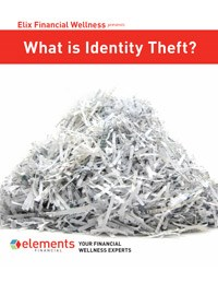What is Identity Theft? guide cover