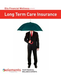 Long Term Care Insurance guide cover