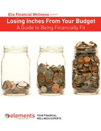 Lose Inches from Your Budget guide cover