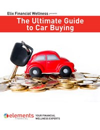 The Ultimate Guide to Car Buying guide cover