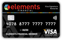 Signature Rewards Visa