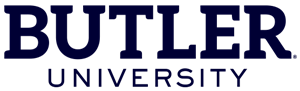 logo for Butler University
