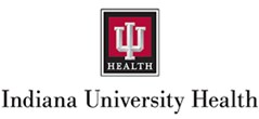 logo for IU Health