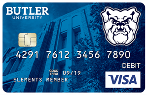 A Debit Card Just For Bulldogs