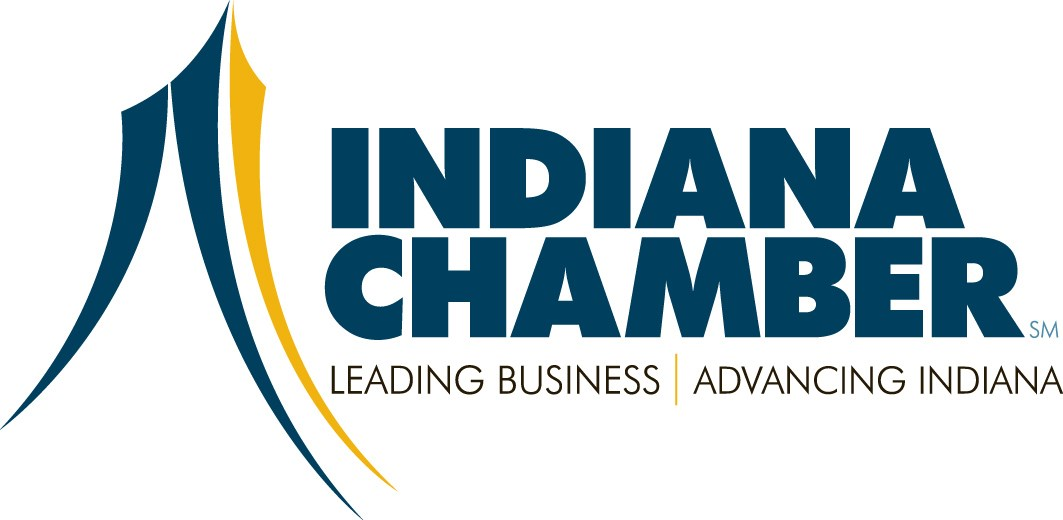 logo for Indiana Chamber of Commerce