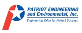 logo for Patriot Engineering and Environmental