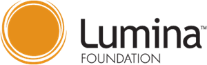 logo for Lumina Foundation
