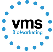 logo for VMS BioMarketing