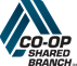 CO-OP Shared Branch Network logo