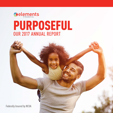 """Purposeful"" our 2017 Annual Report"