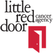 logo for Little Red Door Cancer Agency