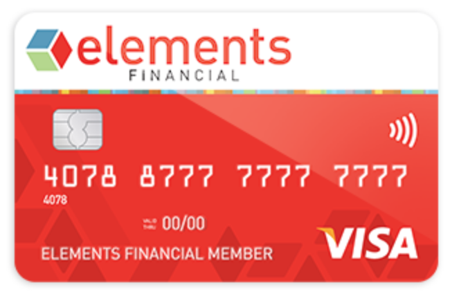 Credit Cards | Elements Financial
