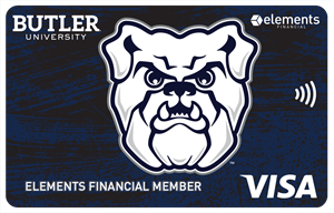 A Credit Card Just For Bulldogs