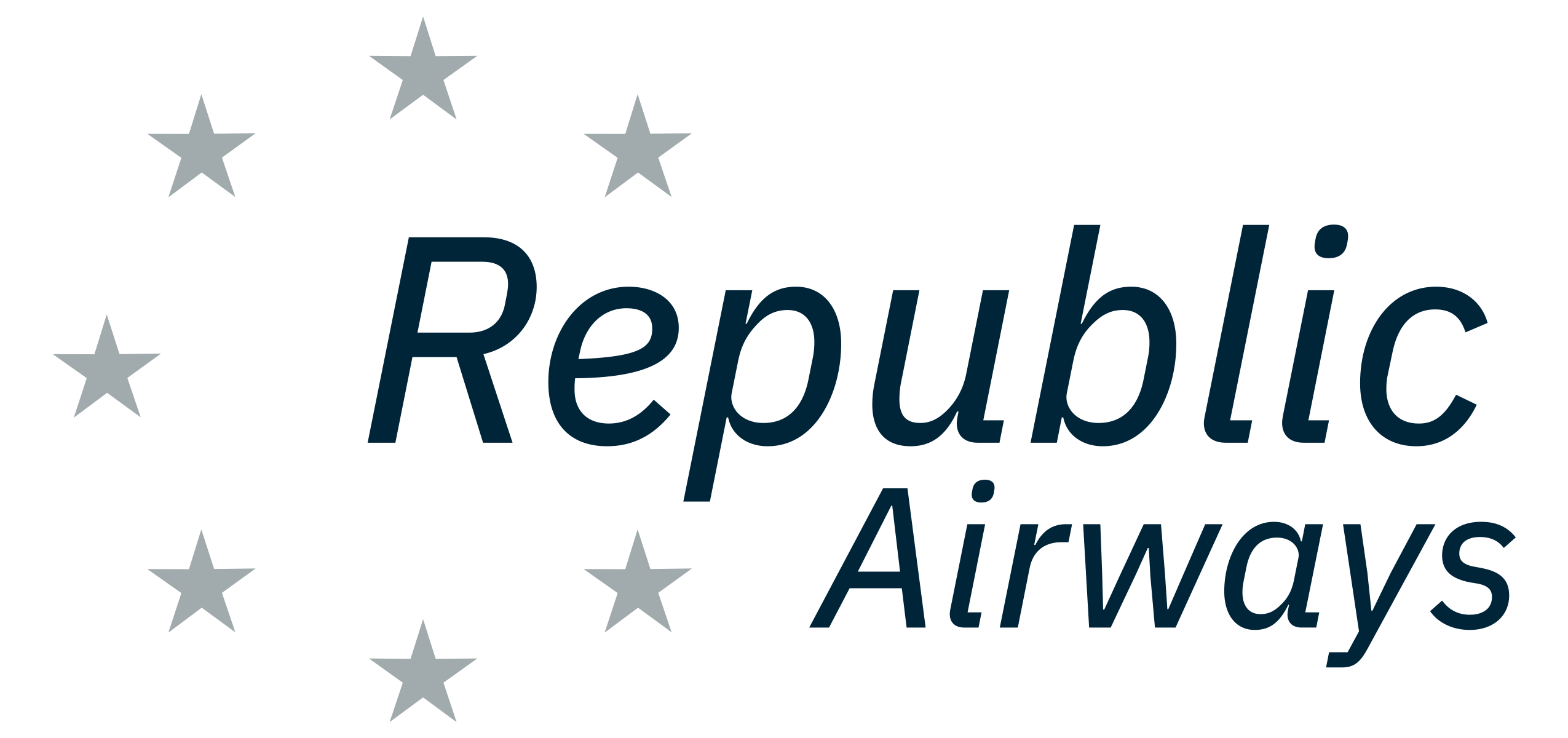 logo for Republic Airways