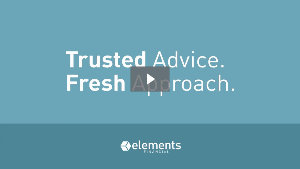 Trusted Advice. Fresh Approach.