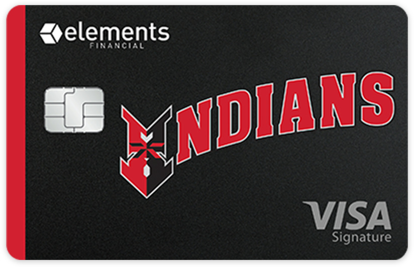 Elements Indians Credit Card